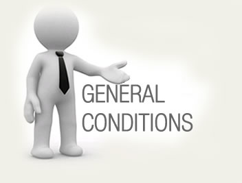General conditions